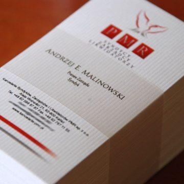 Επαγγελματικές κάρτες σε ειδικό χαρτί
